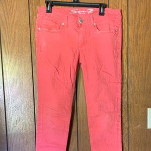 Seven7 Skinny Rose Denim SZ 10 Jeans NWOTS